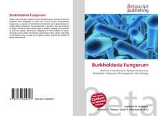 Обложка Burkholderia Fungorum