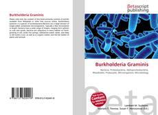 Обложка Burkholderia Graminis