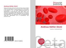 Bookcover of Andreas Köhler (Arzt)