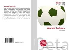 Andreas Isaksson的封面