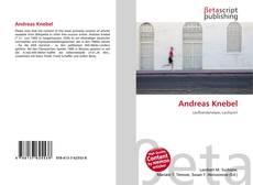 Buchcover von Andreas Knebel
