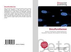 Обложка Desulfurellaceae