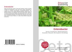 Bookcover of Enterobacter