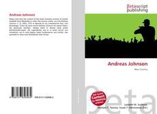 Bookcover of Andreas Johnson