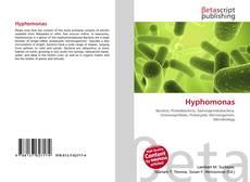 Обложка Hyphomonas