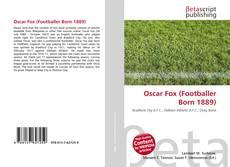 Oscar Fox (Footballer Born 1889) kitap kapağı