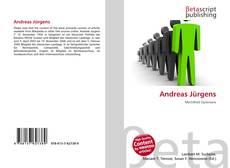 Buchcover von Andreas Jürgens