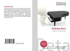 Buchcover von Andreas Kern