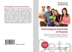 Bookcover of Technological University of Panama