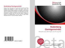 Bookcover of Rodenberg (Samtgemeinde)