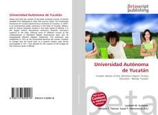 Обложка Universidad Autónoma de Yucatán