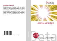 Buchcover von Andreas Lonardoni
