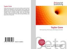 Buchcover von Taylor Cone
