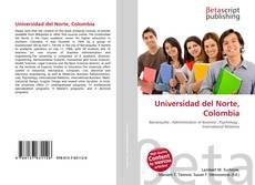 Bookcover of Universidad del Norte, Colombia
