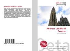 Buchcover von Andreas Leonhard Creuzer