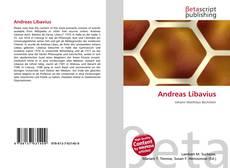 Couverture de Andreas Libavius