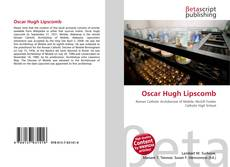 Couverture de Oscar Hugh Lipscomb