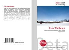 Bookcover of Oscar Mathisen