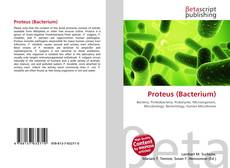 Bookcover of Proteus (Bacterium)