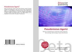 Bookcover of Pseudomonas Agarici
