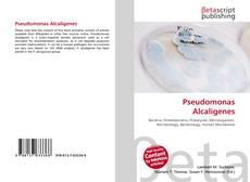 Bookcover of Pseudomonas Alcaligenes