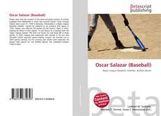 Portada del libro de Oscar Salazar (Baseball)