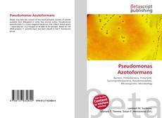 Couverture de Pseudomonas Azotoformans