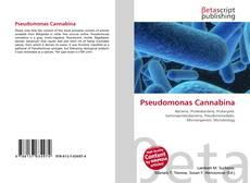 Bookcover of Pseudomonas Cannabina