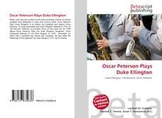 Copertina di Oscar Peterson Plays Duke Ellington