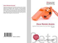 Bookcover of Oscar Román Acosta