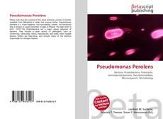 Pseudomonas Perolens kitap kapağı