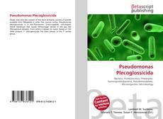 Bookcover of Pseudomonas Plecoglossicida