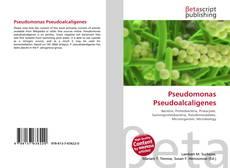 Bookcover of Pseudomonas Pseudoalcaligenes