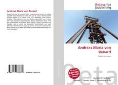 Couverture de Andreas Maria von Renard