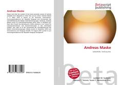 Capa do livro de Andreas Maske