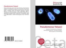 Bookcover of Pseudomonas Tolaasii