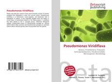 Bookcover of Pseudomonas Viridiflava