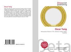 Bookcover of Oscar Tang