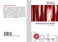 Portada del libro de Andreas Merian-Iselin