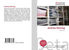 Bookcover of Andreas Montag