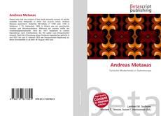 Buchcover von Andreas Metaxas