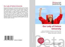 Our Lady of Fatima University的封面