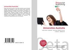 Copertina di Universities Australia