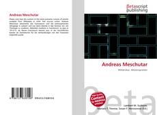 Couverture de Andreas Meschutar