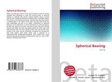 Portada del libro de Spherical Bearing