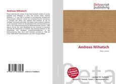 Couverture de Andreas Mihatsch