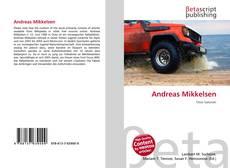 Bookcover of Andreas Mikkelsen