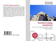 Pontifical College Josephinum kitap kapağı