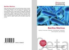 Обложка Bacillus Marinus