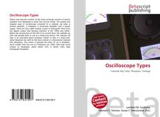 Bookcover of Oscilloscope Types